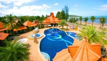 Baan Grood Arcadia Resort and Spa, Ban Huai Yang, Thailand, Thailand hostels and hotels